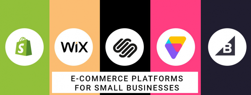 TOP 10 eCommerce platforms for small businesses